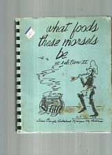 Jewish Community Cookbook Sinai Temple Michigan City Indiana
