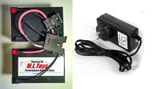 24 Volt Conversion for 12 Volt Power Wheels Vehicles w/ 24v Charger