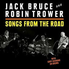 Songs From The Road - 2 DISC SET - Jack / Trower,Robin Bruce (2016, CD New)