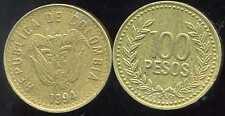 COLOMBIE 100 pesos 1994  ( bis )