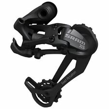 SRAM X5 Rear Derailleur - (10spd) - Medium Cage - Black