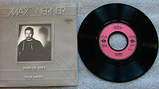 "Max Werner - Rain In May + In The Winter 7"" Single 45 1981 neuwertig"