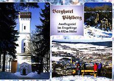 Berghotel Pöhlberg , Ansichtskarte