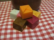 Candy Fluff Type Scented Blended Soy Wax Tart Melts Chunks
