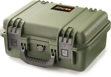 New OD Green Hardigg Storm IM2100 Case empty NF includes Free engraved nameplate