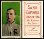 LOT of 25 REPRINT 1909 T-206 TY COBB Green Portrait SWEET CAPORAL back