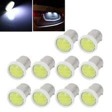 10pcs New T4W BA9S COB 6 SMD Car DIY Decoration Smart Interior Led Lights Lamps