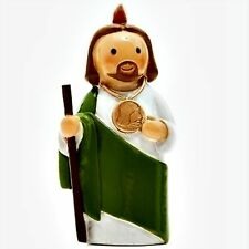 """St. Jude Patron of Hopeless Causes """"Little Drops Of Water"""" Statue Figure NEW"""
