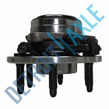 Brand New Front Wheel Hub and Bearing Assembly for Chevrolet GMC Truck 2WD 6-Lug