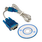 Durable New USB 2.0 to Serial RS232 DB9 9Pin Adapter Converter Cable
