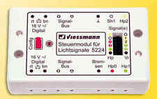 SH Viessmann 5224 Steuermodul für Lichtsignale Fabrikneu