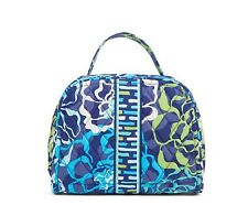 VERA BRADLEY Travel Jewelry Organizer KATALINA BLUES Bag Tote Zip Around $38 NEW
