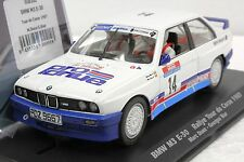 FLY 038102 BMW M3 E-30 RALLY TOUR DE CORSE 1971 NEW 1/32 SLOT CAR IN DISPLAY