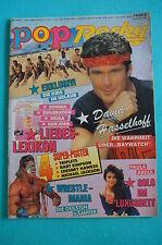 Zeitschrift Pop Rocky Nr. 19 / 1991