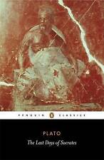 The Last Days of Socrates by Plato...VGC
