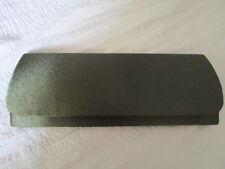 Abendtasche Clutch Grün Flaschengrün