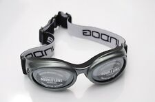 Sundog 84002 Dog House Double Lens Goggles - Grey/Smoke
