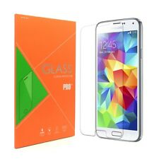 Premium HD Clear Slim Tempered Glass Screen Protector for Samsung Galaxy S5