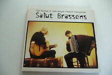 JOEL FAVREAU ET JEAN-JACQUES FRANCHIN INTERPRETENT SALUT BRASSENS CD