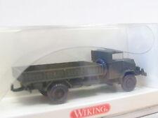 Wiking 696 07 27 MAN Pritsche Bundeswehr OVP (D5544)