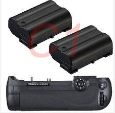 Pro Vertical Battery Grip for Nikon D600 D610 + 2x EN-EL15 ENEL15 MB-D14 Camera