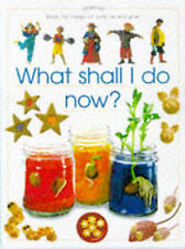 Gibson, Ray What Shall I Do Now? (What Shall I Do Today?) Very Good Book