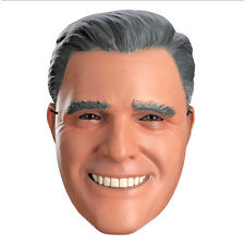 Mitt Romney Presidential Political Vacuform Costume Mask Disguise 38830