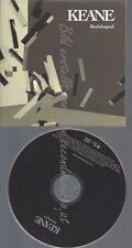 PROMO CD--KEANE--BEDSHAPED--1TR