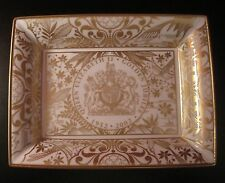 HM Queen Elizabeth II Golden Jubilee Tray-Royal Worcester-Number 21 of a LE