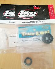 Team Losi XX LOSA3076 Trans Diff Gear 3070 rings 3009 balls  2.61 RARE Kit