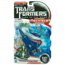 TRANSFORMERS DARK OF THE MOON DELUXE THUNDERCRACKER
