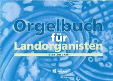 Kirchenorgel Noten : Orgelbuch für Landorganisten (Emanuel Vogt) leichte Mittels