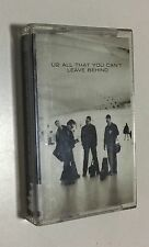 ORIGINAL CASSETTE EDITION MC K7 U2 ALL THAT YOU CAN'T LEAVE BEHIND 2000 ISLAND