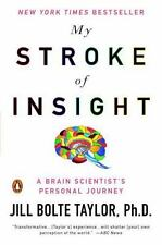My Stroke of Insight: A Brain Scientist's Personal Journey-ExLibrary