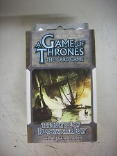 A Game of Thrones The Card Game The Battle Of Blackwater Bay Chapter Pack NEW