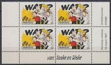 Niederlande 1997 ** Mi.1611 Bl/4 Comics Suske und Wiske [st2250]