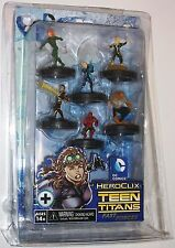 """TEEN TITANS """"Ravagers"""" FAST FORCES PACK DC HeroClix"""
