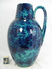 Beautiful glazed 70´s design Scheurich Keramik pottery vase 279 - 38