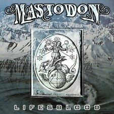 DAMAGED ARTWORK CD Mastodon: Lifesblood