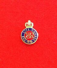 Boxed The Life Guards Enamel Lapel Pin Brooch LG Lapel Pin Blues Lapel Pin