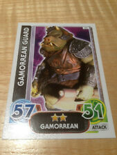 STAR WARS Force Awakens - Force Attax Trading Card #065 Gamorrean Guard