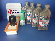 KIT FILTRI TAGLIANDO FIAT GRANDE PUNTO 1.4 NATURAL POWER METANO+OLIO ROIL GAS