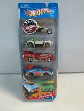Hot Wheels 5 Car Gift Pack Attack Pack w dunebuggy
