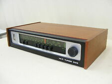 Old GDR Radio HIFI Tuner 506 REMA Iconic Retro Design