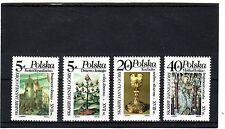 POLAND - SG3050-3053 MNH 1986 TREASURES OF JASNA GORA MONASTERY