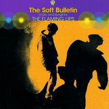 HDCD Soft Bulletin - The Flaming Lips [High Definition CD] 1999 Warner Bros.
