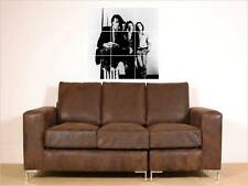 """SUEDE HUGE 35""""X25"""" MOSAIC WALL POSTER BRETT ANDERSON"""