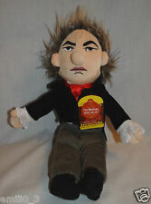 "NEW WITH TAGS 12"" LITTLE THINKERS PLUSH LUDWIG VAN BEETHOVEN  COLLECTIBLE ITEM"