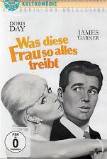 DVD NEU/OVP - Was diese Frau so alles treibt - Doris Day & James Garner