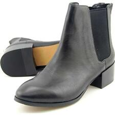 Steve Madden Jodpher Women US 9 Black Ankle Boot Pre Owned  1503